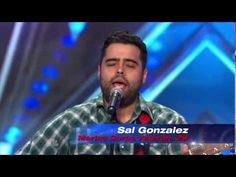 America's Got Talent 2014 - Auditions - Sal Gonzalez Singing Ain't No Su...please check this out