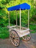 Peddler's Vending Cart