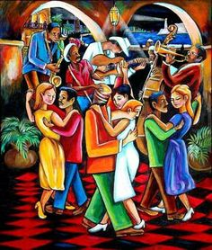 Cuban Culture, Puerto Rican Culture, Afro Cuban, Cuban Art, Diego Rivera, African American Artist, American Artists, Art Pop, Salsa Musica
