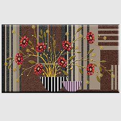 【今だけ☆送料無料】 アートパネル  静物画1枚で1セット レッド 赤い お花 盆栽 プレゼント 【納期】お取り寄せ2~3週間前後で発送予定