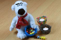 Perleskåle - nem og ligetil opskrift med billeder på, hvordan du laver en smart skål af HAMA plastikperler. Maliq - kreative aktiviteter for børn.