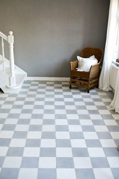 Wood Tile Cement Tiles by Mosaico in Cologne: Cement Tile Gallery - Entrance Best Flooring, Kitchen Flooring, Wc Retro, Timber Roof, Interior Architecture, Interior Design, Farmhouse Remodel, Wood Bedroom, Little Houses