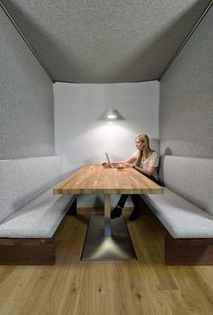 zazzle studio oa ac jasper. Interior Design Magazine: Felt Clad Booths In The Giant Pixel Office San  Francisco, Designed By Studio O+A. Zazzle Studio Oa Ac Jasper D