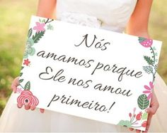 Plaquinha de Casamento Ela Está Linda no Trendy Wedding, Diy Wedding, Dream Wedding, Wedding Day, Wedding Vintage, Wedding Photography Checklist, Floral Save The Dates, Wedding Planning Checklist, Marry Me