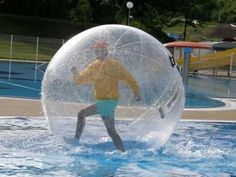 3M Zorb Ball Zorbing Human Hamster ball Inflatable Ball PVC 1.00mm. 2M Water Walking Ball Roll Ball Inflatable Zorb Ball Tizip zipper PVC Colourful. PVC Inflatable Pool for Water Walking Ball Zorb Ball and other games 3 Size.