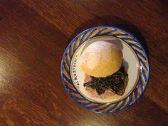 Sasaka e tarassaco  N.b. La sasaka è una ricetta tradizionale delle Alpi carniche