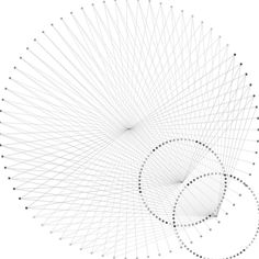 Circle Traces - Processing