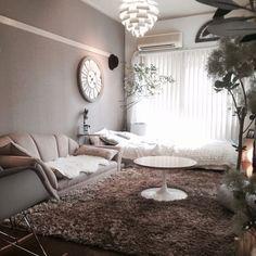 Hideakiさんの、リビング,一人暮らし,インダストリアル,シャビーシック,ブロカント,グレー好き♡,シャビーフレンチ,のお部屋写真