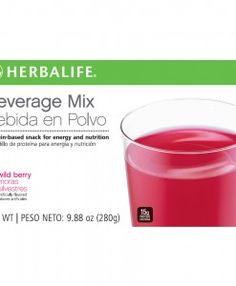 Herbalife Beverage Mix Wild Berry  Herbalife http://www.mynutrition.life/
