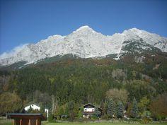 Der Grimming... Austria Austria, Mount Everest, Mountains, Nature, Travel, Naturaleza, Viajes, Destinations, Traveling