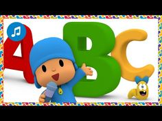 🎶🔤The A,B,C 🎶🔤 | Nursery Rhymes & Baby Songs - Pocoyo - YouTube