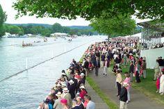 Henley Royal Regatta 2014 - Image courtesy of Jaap Oepkes