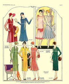 1926 Delineator Magazine (Butterick) PetitPoulailler  | Flickr