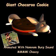 Giant Chocaroo Cookie