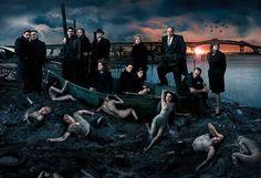 Annie Leibovitz, The Sopranos, Season 5