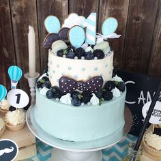 #торт #детский #1год #кенди #бар #декор