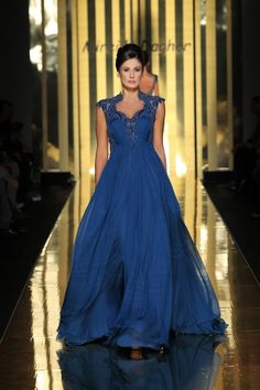 Mereille Dagher Haute Couture Spring/Summer 2013 Collection @Maysociety