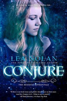 Conjure | Entangled TEEN Holiday Gift Guide: Books for Fantasy Lovers!