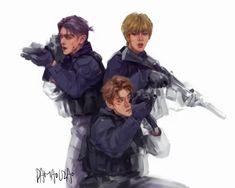 Nct 127 Members, Nct Dream Members, Apocalypse Aesthetic, Nct Johnny, Jisung Nct, Nct Taeyong, Jaehyun Nct, Fanarts Anime, Kpop Fanart