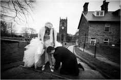 Hollie & James' Wedding Photography