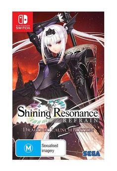 shining resonance refrain crack only