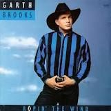 Garth Brooks. OMG i had this on Cassette tape that my dad gave me!!  oh the memories :-)