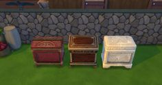 Sims in the Woods - TS4 Download: More Inventory Chests.