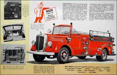 Mack Fire Truck.