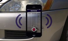 #Esurance video appraisal lets a rep use your smartphone's camera to assess damage remotely.