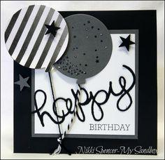 Nikki Spencer-My Sandbox: Balloon Basics...for the guy's!