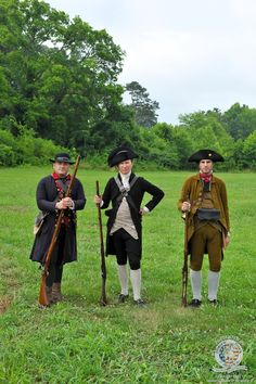 Uniform of the American Revolution | American Revolution Uniforms