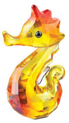 Seahorse Swarovski
