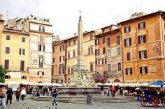 Rome by Artem Savateev, via Behance
