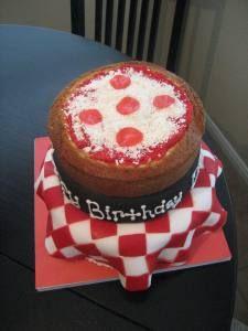 Pizza Cake Cupcake Cakes, Cupcakes, Pizza Cake, Pizza Party, Cooking, Desserts, Food, Fiestas, Kitchen