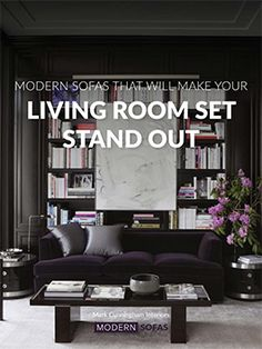 Looking for a unique living room set? Check out these incredible ideas!