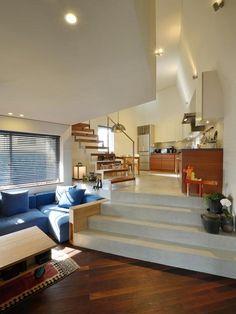 建築家:竹内 直樹「『名古屋・瑞穂区の家』不思議な奥行感のある住宅」