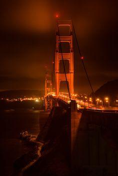 Golden Gate Bridge - San Francisco - California -