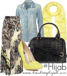 Hashtag Hijab Outfit #282