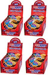 Red Barn 4 in Filled Hooves Peanut Butter 100 ct (4×25 ct case)