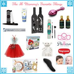 The IE Mommy's Favorite Things Giveaway Extravaganza!!!