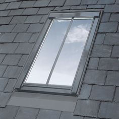 VELUX top-hung conservation roof window
