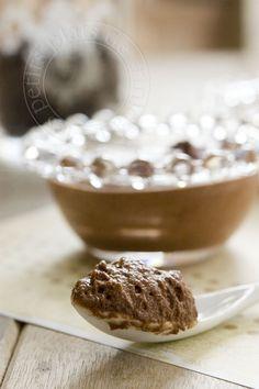 les petits plats de trinidad: Mousse fondante à la crème de marron et au chocolat (doublement gourmande et diététiquement correcte ! )