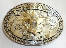 BOY SCOUT EAGLE LOGO | Boy Scouts of America Beautiful BSA Belt Buckle Order of the Arrow ...