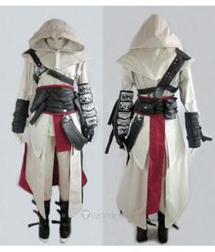 Assassin's Creed cosplay costume.