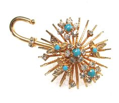 Warner Small Umbrella - Upload to Mink Road 2015 Vintage Costume Jewelry, Vintage Costumes, Vintage Jewelry, Vintage Pins, Vintage Brooches, Small Umbrella, Real Costumes, Angel Wing Earrings, Turquoise Jewelry