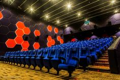 Project Cinepax Lahore designed by Architects Inc is a new series of multiplex, a trend which is now popping up in Pakistan, cinema consist of 3 screens in a new shopping mall in Lahore. Visit City Lighting Products! https://www.linkedin.com/company/city-lighting-products