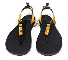 Earthquake Sandals: Spare Shoes for River Crossings: Ultra Light Hiking, Ultralight Backpacking.