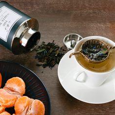 """Drink lots of hot herbal teas."" A winter detox tip from Dr.Alejandro Junger."