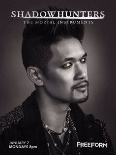 #shadowhunters S2 Magnus