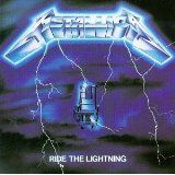 Ride the Lightning (Audio CD)By Metallica